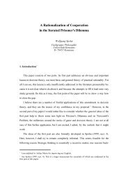 A Rationalization of Cooperation in the Iterated Prisoner's Dilemma