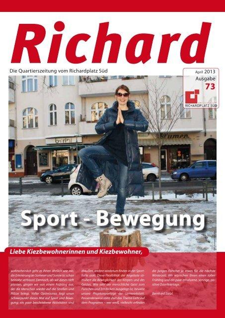 Richard - Quartiersmanagement Richardplatz Süd