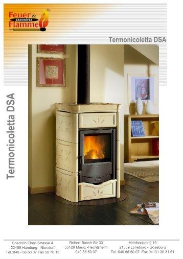 PDF-Datenblatt - Feuer & Flamme