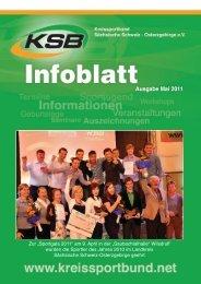 Ausgabe Mai 2011 - Kreissportbund Sächsische Schweiz ...