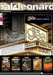 the music SEASON 2 - Hal Leonard Australia