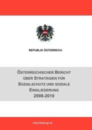 nationaler aktionsplan soziale eingliederung - Territoriale ...