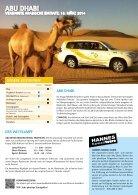 Hannes Hawaii Tours - ABU DHABI 2014 - Seite 2