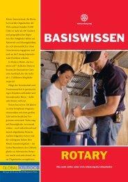 BASISWISSEN ROTARY - Rotary Schweiz