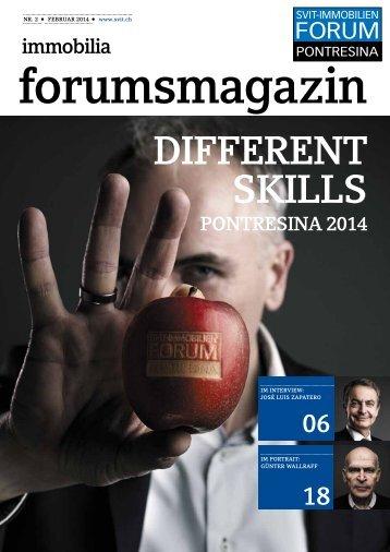 Forumsmagazin 02/2014