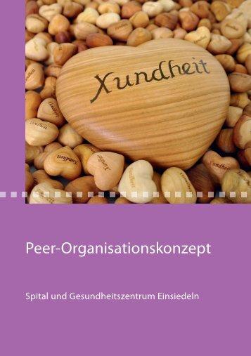 Peer Organisationskonzept (2.2 MB) - Spital Einsiedeln