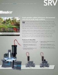 USA - Hunter Industries