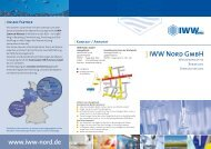 | IWW Nord GmbH - Stadtwerke Huntetal