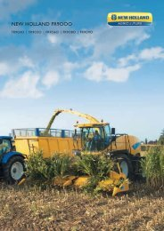 NEW HOLLAND FR9OOO