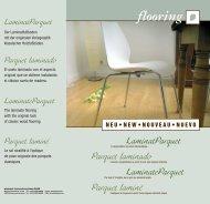 flooring NEU•NEW•NOUVEAU•NUEVO - Classen Vertriebs-GmbH