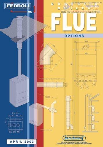 Flue Manual (maxima) (V3) (Page 1) - Heatingspares247.com