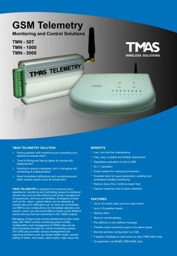 tmn-50t datsheet - RF Solutions