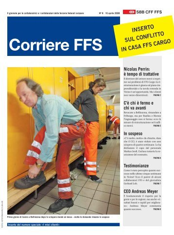 Corriere FFS - Ticino.com