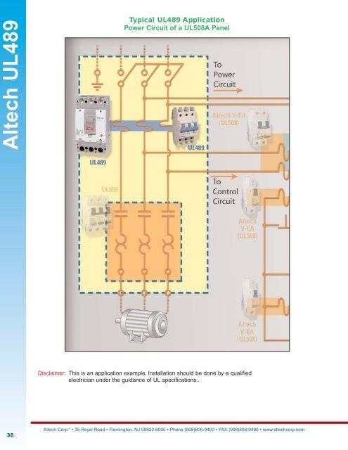 Altech Circuit Breaker DC1CU10L 1 Piece