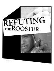 refuting the rooster - Utopian