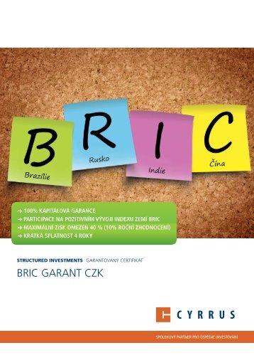 BRIC Garant CZK.pdf - Cyrrus
