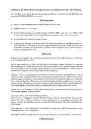 NSG-Verordnung
