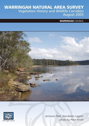 warringah natural area survey - Warringah Council - NSW Government