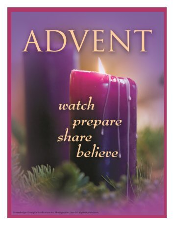 Advent is here! - St. Monica's Parish