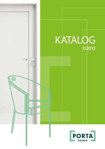 katalog Porta Doors 2012 - Dveře a podlahy Woodcote