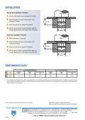 KEYHOLE® Self-Clinching Sheet Joining Fasteners - Page 4