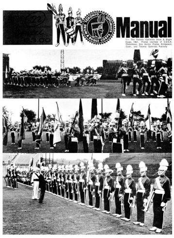 Toronto Optimists members' manual for 1967 - Optimists Alumni ...