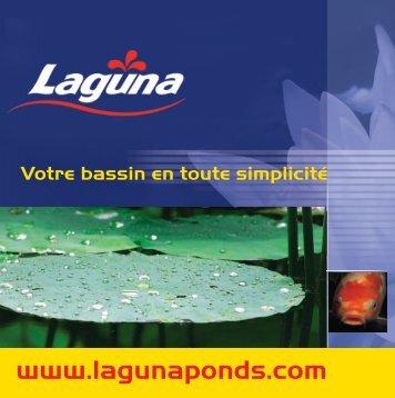 Votre bassin en tout simplicité Télécharger le pdf - Lagunaponds.com