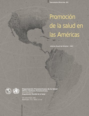 Promoción de la salud en las Américas - p u b l i c a t i o n s . p a h o ...