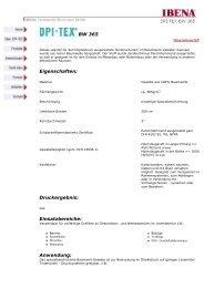 Diese Seite als PDF - Digitaldruck - Ibena