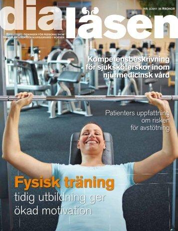 Fysisk träning - Dialäsen