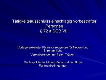 Präsentation Prof. Dr. jur. Feldhoff - Kreis Borken