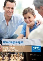 Beratungsmappe - VPV Makler