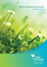 Multidisciplinary Care - Lung Foundation