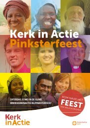 Download de flyer - Kerk in Actie