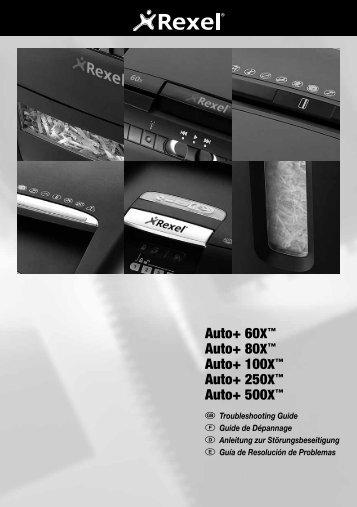 Auto+ 60X™ Auto+ 80X™ Auto+ 100X™ Auto+ ... - ACCO Australia