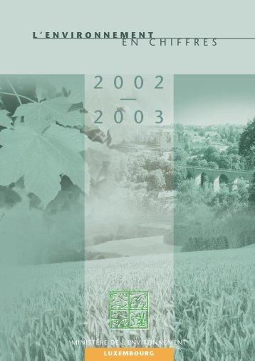 PDF Environnement en chiffres