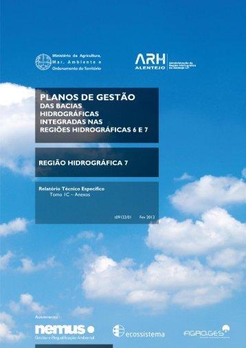 Tomo 1C - Anexos - Agência Portuguesa do Ambiente