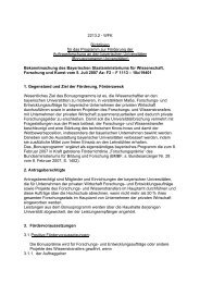 Bonusprogramm - Universität Regensburg