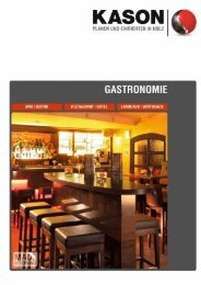 GASTRONOMIE - Kason