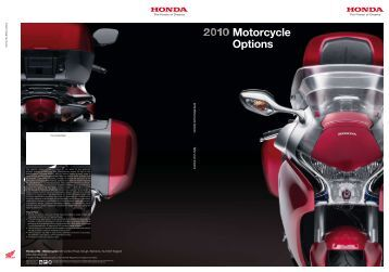 Accessories COMPLETE - Doble Motorcycles