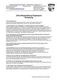 Einleitung 2007 - WKBV