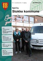 Nr. 7 Desember 2012 - Stokke kommune
