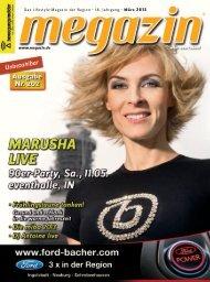 März 2013 - Megazin