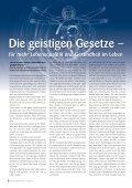 Geisel unserer Lebensweise - PRO ENERGETIC© Energiemedizin ... - Seite 6