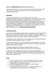 Download de volledige vacature (pdf) - Heemkunde Vlaanderen
