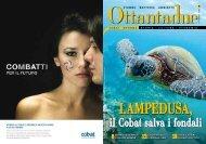 LAMPEDUSA, il Cobat salva i fondali - Earth Charter Initiative