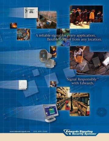 Communications Capabilities - Edwards Signaling