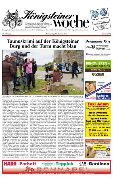 Prostituierte Königstein im Taunus
