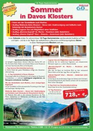 Sommer - SKAN-TOURS Touristik International GmbH