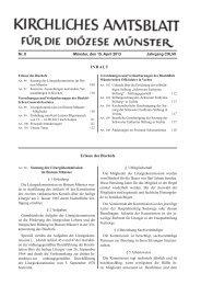 08 / 15.04.2013 - Bistum Münster